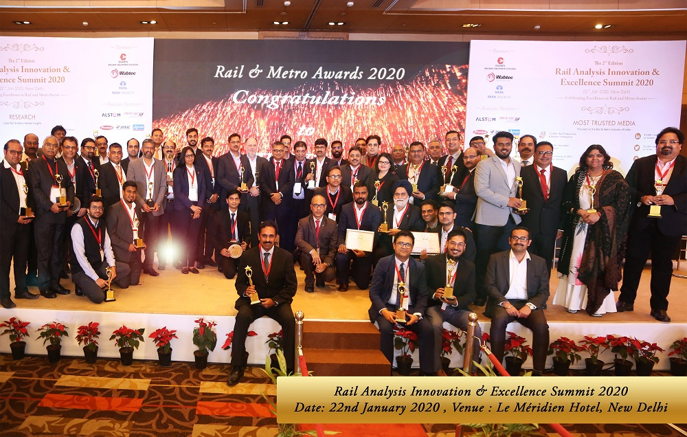 Rail Analysis Innovation and Excellence Summit