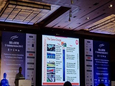 Rail and Metro Technology Conclave 2019