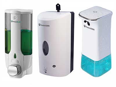 Soap Dispensors